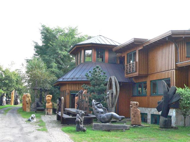 Atelier im Skulpturenpark, Foto