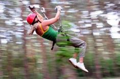 Kletternde Frau, Bild