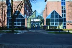 Kunstparkhaus von Außen, Foto