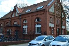 Kreismusikschule Märkisch Oderland von Außen, Foto