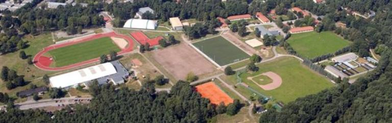 Überblick über den Sport- und Erholungspark