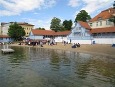 Historische Seebadeanstalt Strausberg, Bild