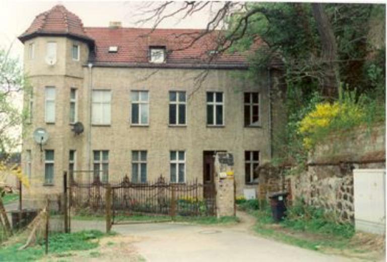 Am Fischerkietz 6 im Jahr 1996