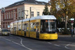 Flexity-Straßenbahn,Niederflur, Bild