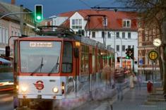 Straßenbahn Strausberg, Bild