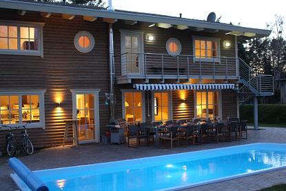 Villa Pfeffer mit beheiztem Pool, Foto