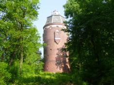 Wasserturm auf dem Marienberg, Bild