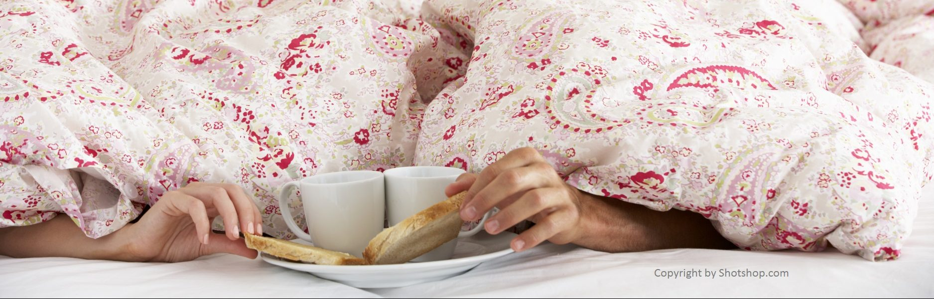 Beispielbild Frühstück im Bett, Foto