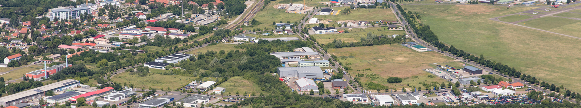 Gerwerbepark Strausberg Nord