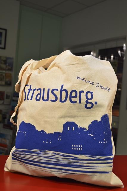 Stoffbeutel Strausberg, Bild