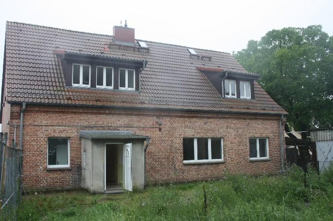 Dorfgemeinschaftshaus Hohenstein außen alt