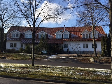 Hotel Lindenstraße Garni, Foto von außen
