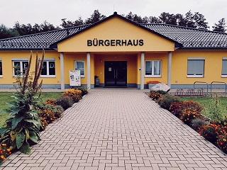 Bürgerhaus Bruchmühle, Bild