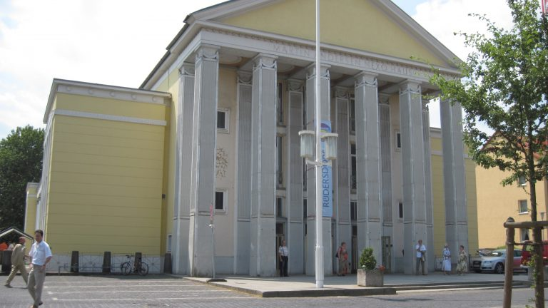 Kulturhaus Rüdersdorf, Bild