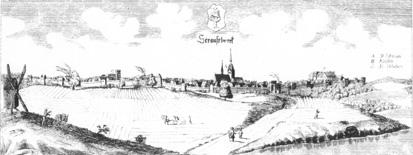 alte Stadtansicht