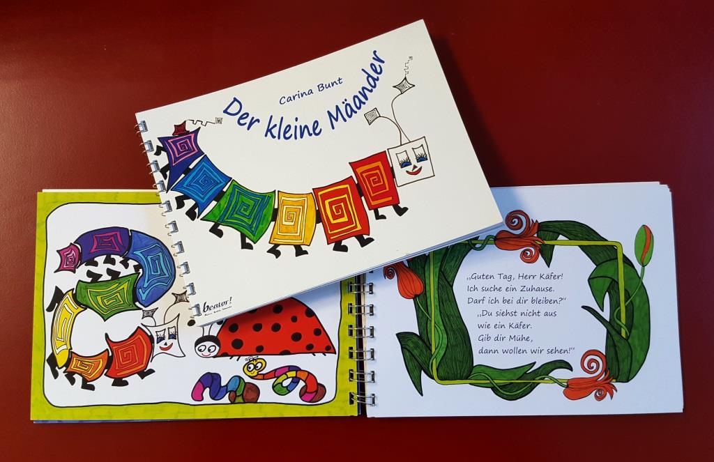 """Foto: Geschichtsbuch """"Der kleine Mäander"""""""