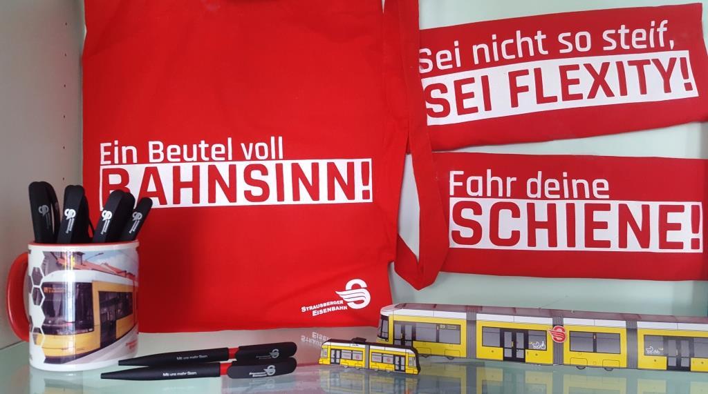 Foto: Souvenirs der Strausberger Eisenbahn