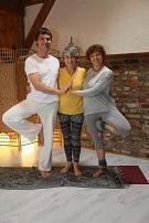 Yoga-Schule Lotos, Bild vom Team