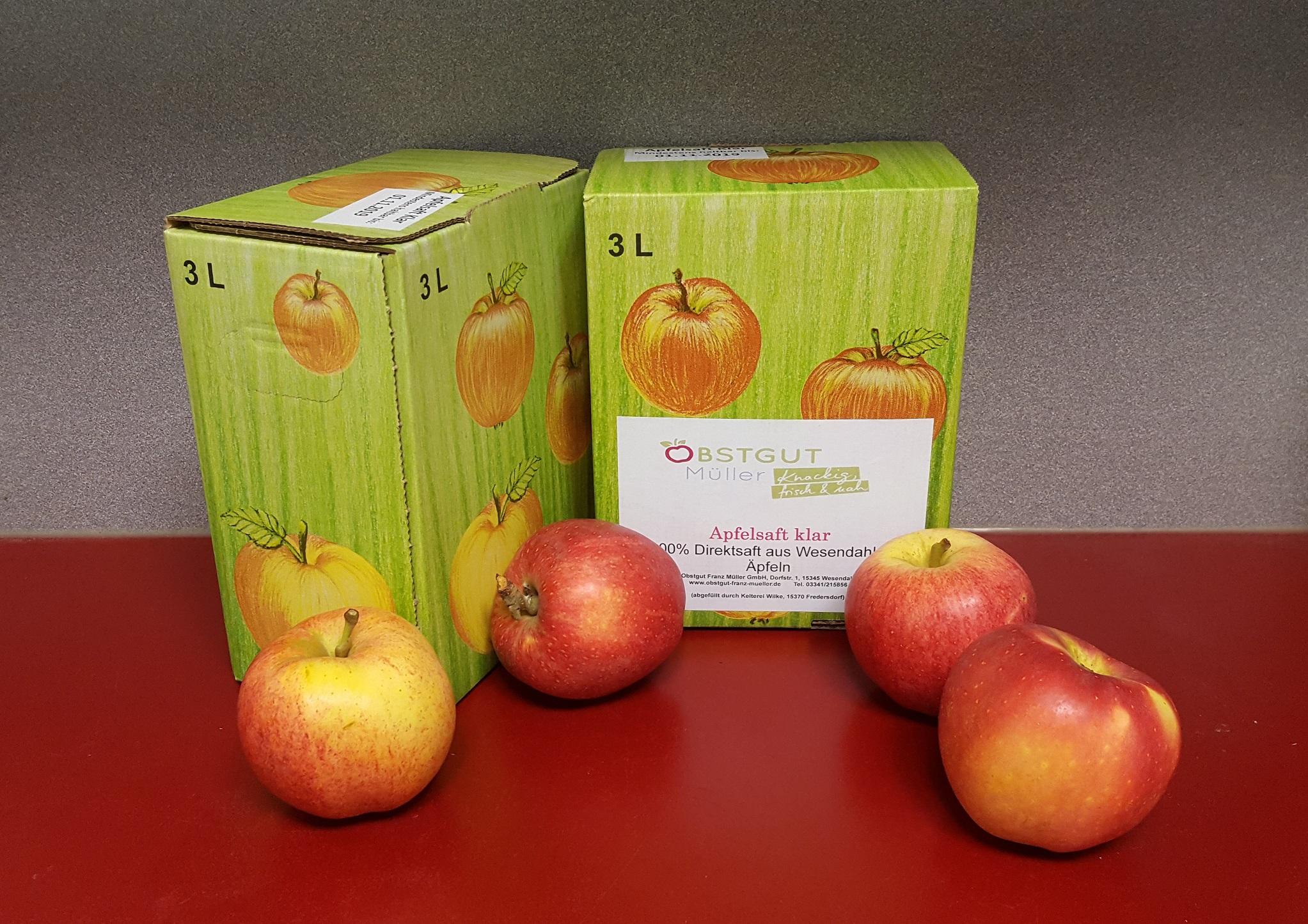 Foto: Wesendahler Apfelsaft