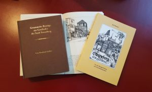 Foto: historische Bücher
