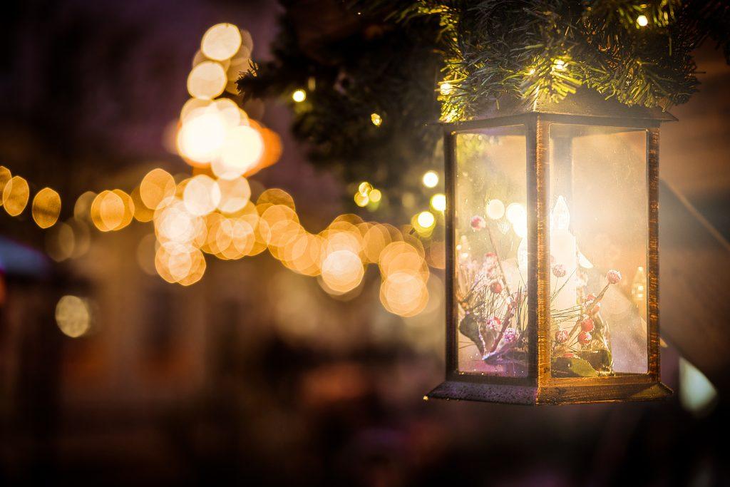 Weihnachtsbild als Link zum Lebendigen Adventskalender